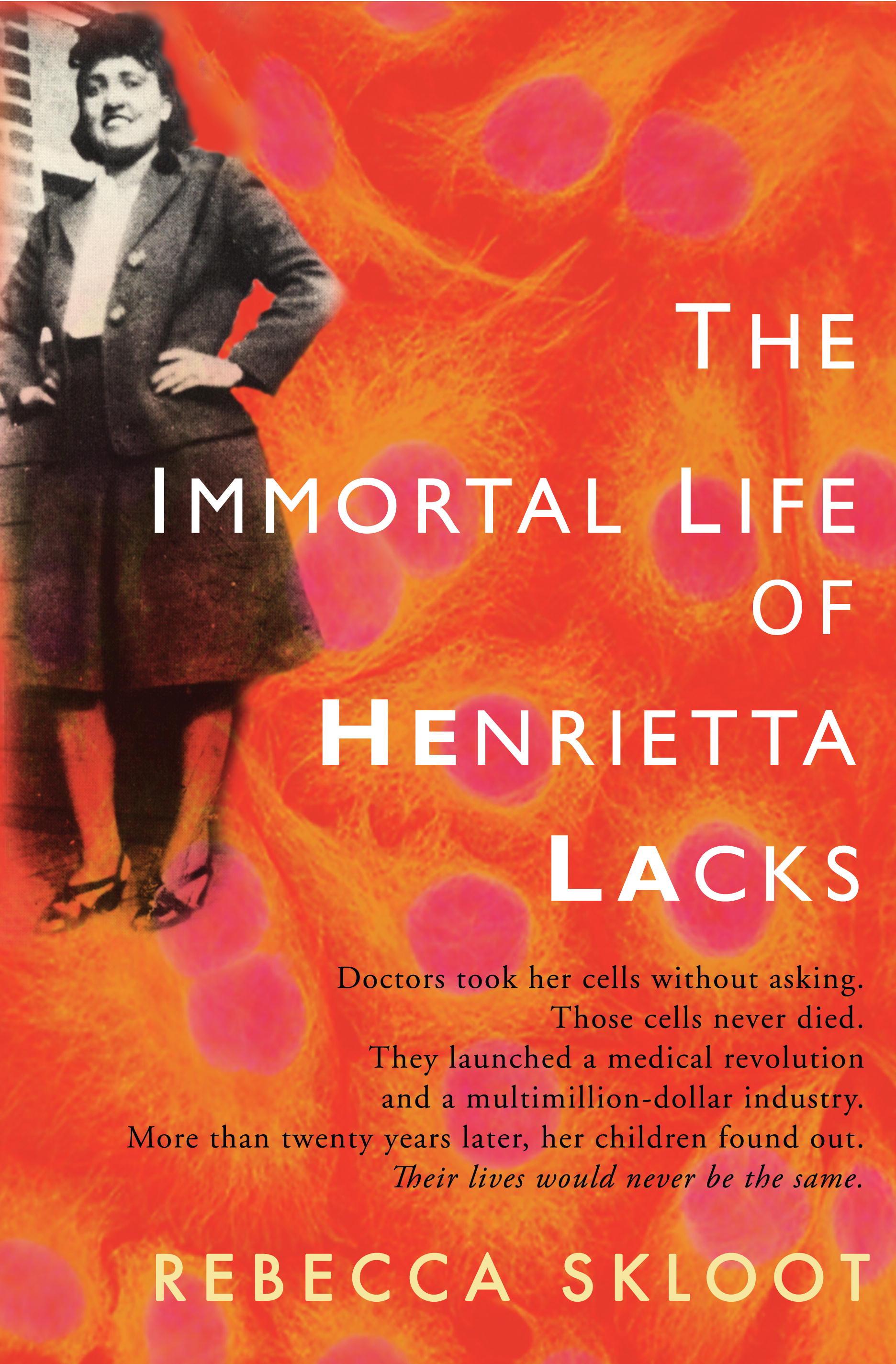 Henrietta Lacks cover