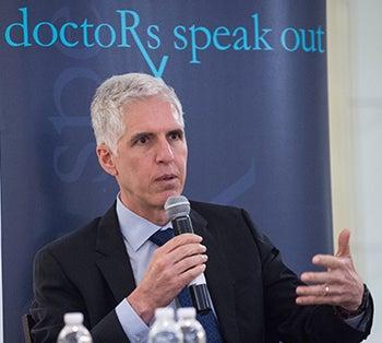 Steven Epstein, MD, chair of psychiatry at MedStar Georgetown University Hospital.