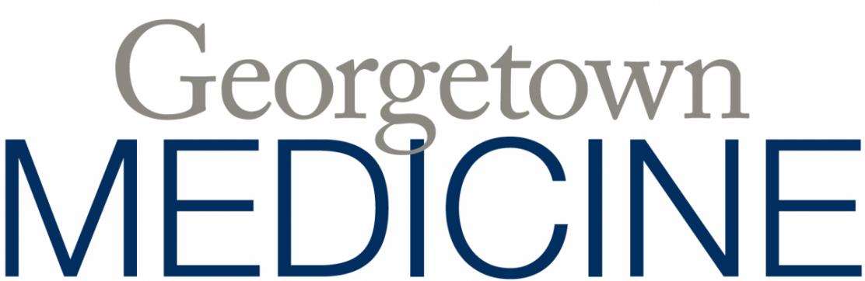 'Georgetown Medicine' magazine logo