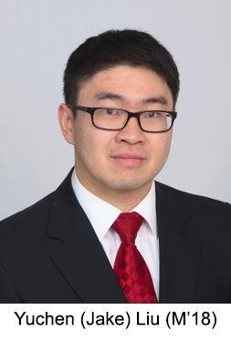 Yuchen (Jake) Liu (M'18)