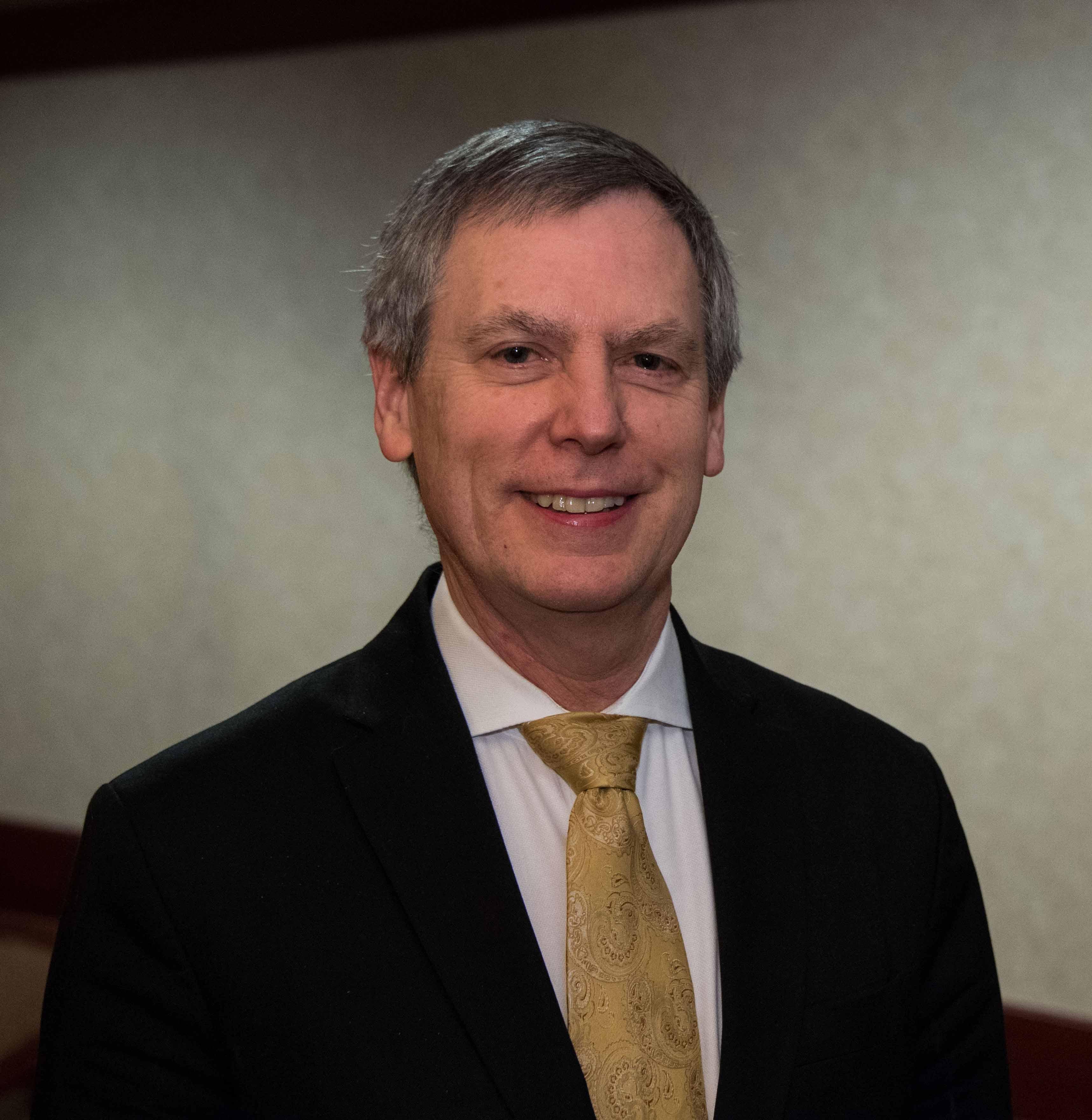 Medical ethicist Daniel Sulmasy, MD, PhD