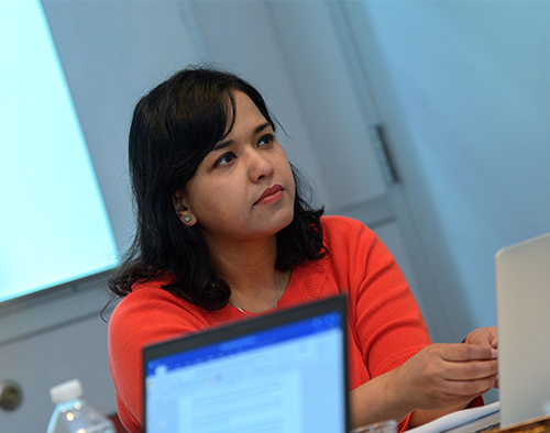 Ayesha Shajahan-Haq, PhD