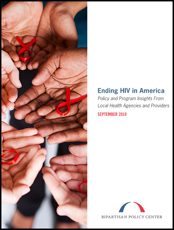 Ending HIV in America report cover image