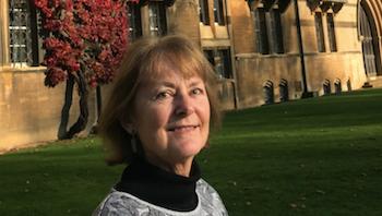 Cindy Farley at Oxford University