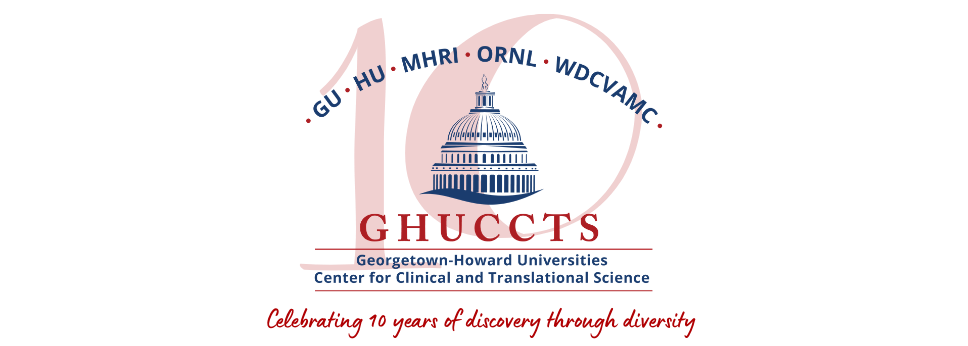 GHUCCTS logo design for 10th anniversary