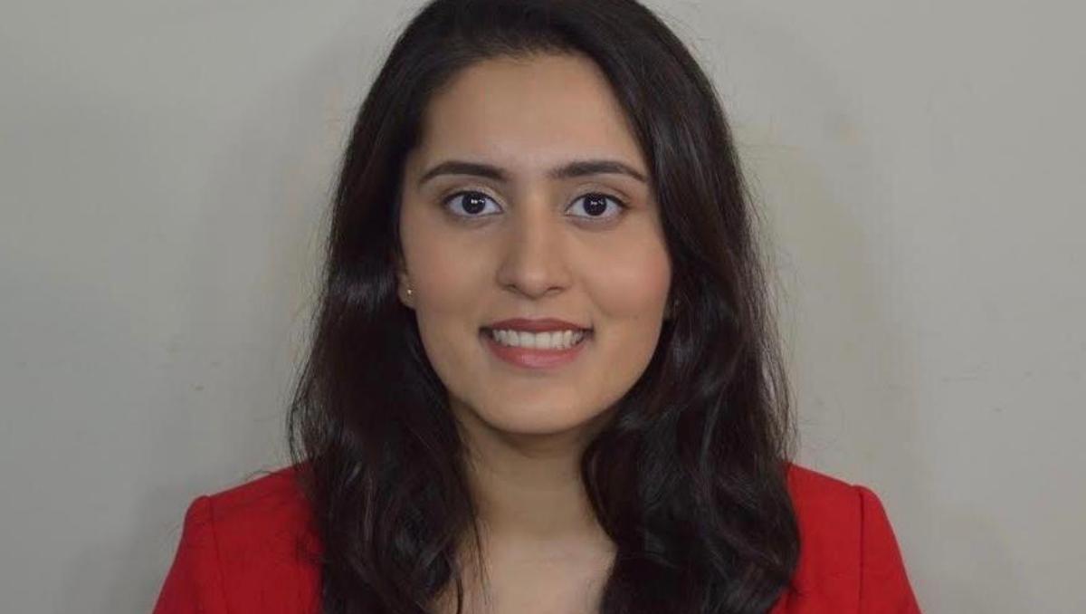 Rimsha Rana (M'24) Headshot