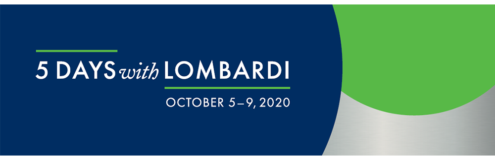 5 Days With Lombardi logo
