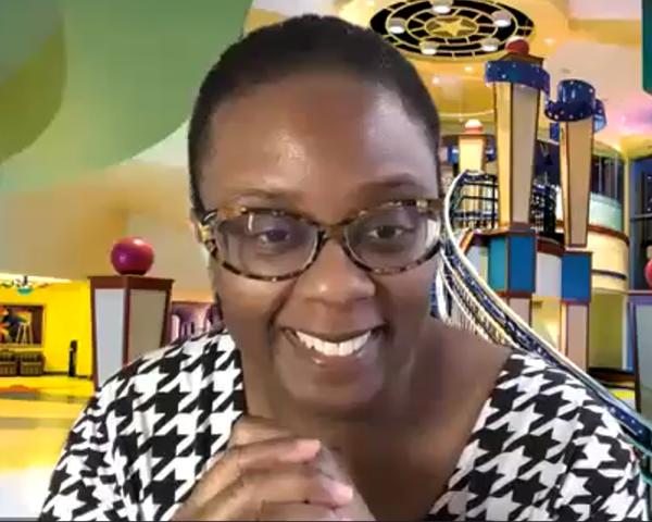 Keisha G. Bell screenshot