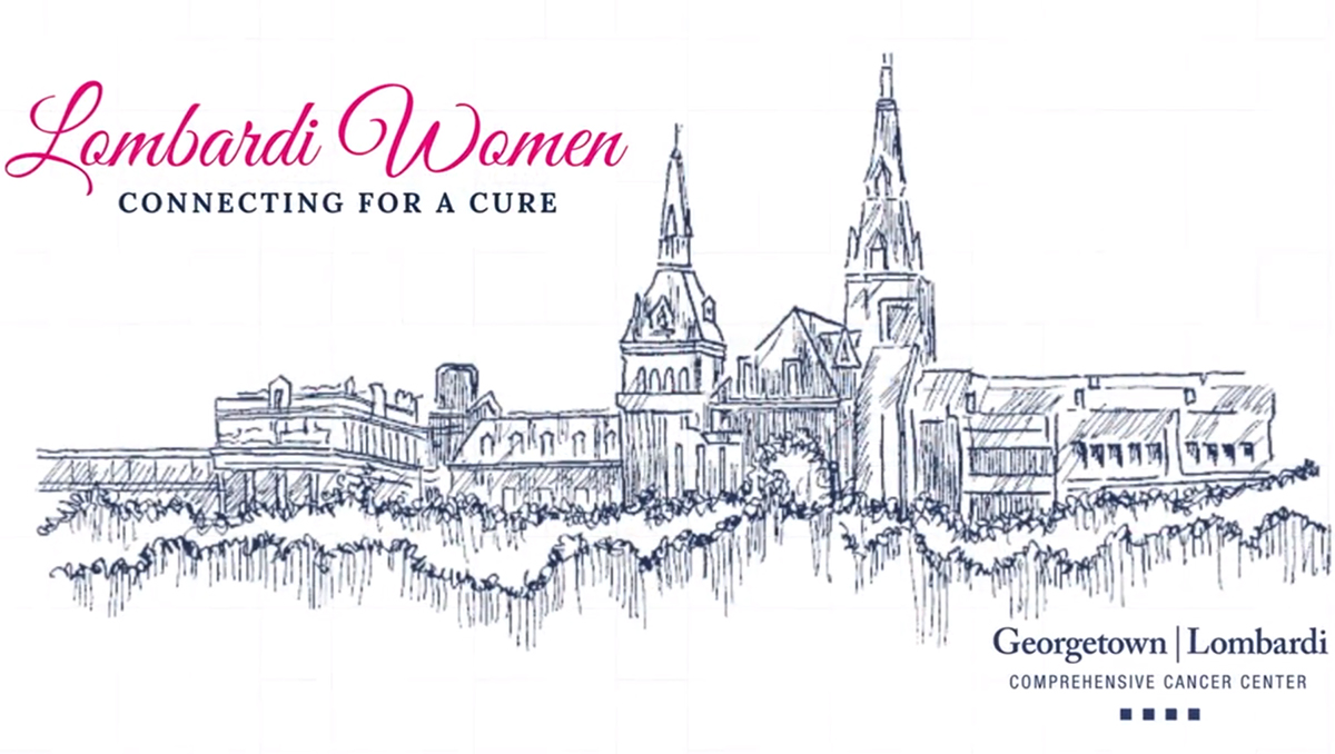 Lombardi Women Connecting for a Cure logo